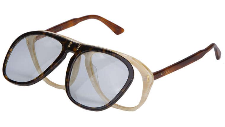 Rame de ochelari cu clip-on
